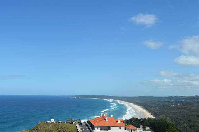 Byron By Lighthouse view