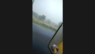 Chuva de granizo