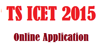 TSICET 2015 Online Application - Apply Now
