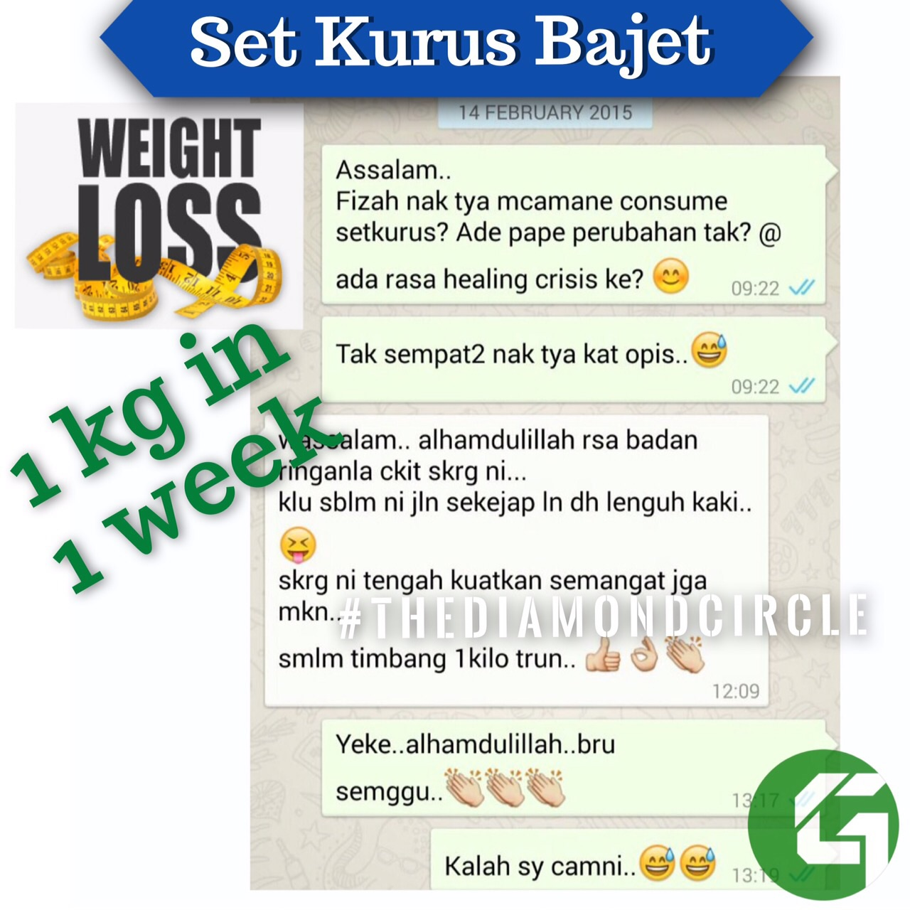 3 cara simpel turunkan berat badan 10 kg dalam sebulan