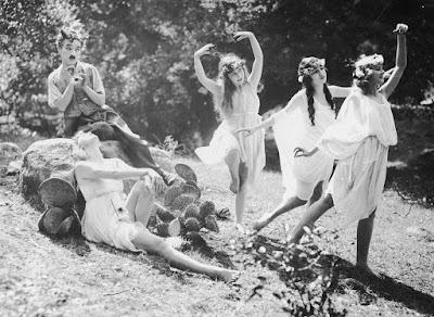 """""""Солнечная сторона"""" (Sunnyside) (1919) 1"""