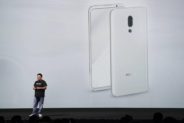 Meizu P16 presentado en China