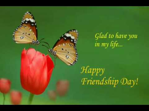 Happy Friendship Day 2016 Greetings