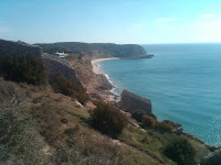 Criminal Profiler Pat Brown and Retired Police Officer PeterMac's trip to Praia da Luz in search of Madeleine's body (2012) Forte+de+Amadena+11