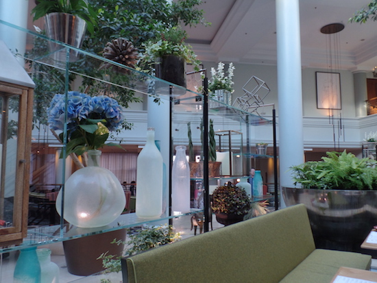 Hyatt Regency Birmingham Restaurant Review
