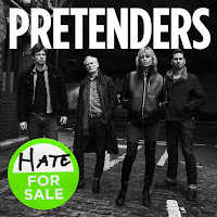 The Pretenders' Hate For Sale