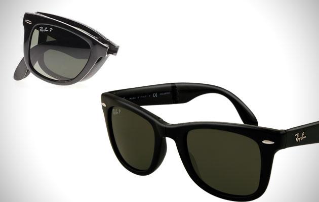 Os óculos Ray-Ban Wayfarer são um hit de moda urbana, principalmente entre  os hipsters. Os óculos tem um aspecto retrô com ares dos anos dourados. 1337548270