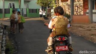 LARANG Anak-Anak Kita Yang Masih Dibawah Umur Untuk Naik Motor