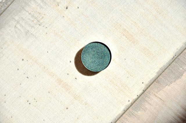 glamshop glamshadows prasowany pigment absynt