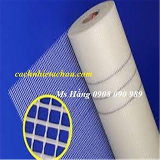 LTT33.1 Lưới sợi thủy tinh chống thấm, tô tường tại hcm