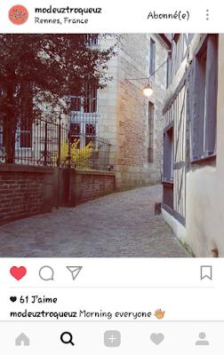 utiliser instagram pour ses voyages