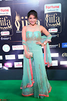 Sakshi Agarwal in Transparent Sleevelss Tight Gown at IIFA Utsavam Awards 003.JPG