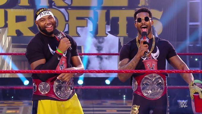 Angel Garza & Andrade to challenge The Street profits for the RAW Tag Team Championship at SummerSlam