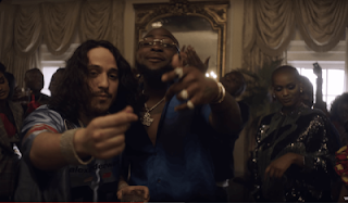 VIDEO | Russ Ft. Davido ~ All I Want|[official mp4 video]
