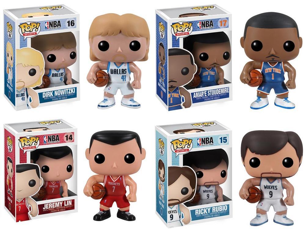 Funko pop, NBA and Pop on Pinterest