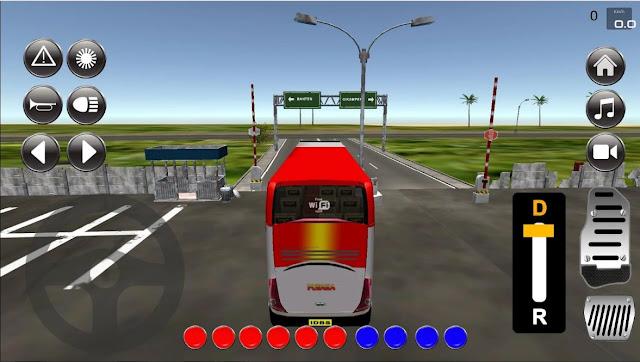 Permainan Bus Telolet
