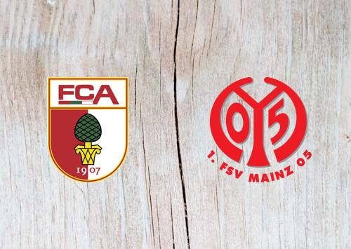 Augsburg vs Mainz 05 - Highlights 3 February 2019