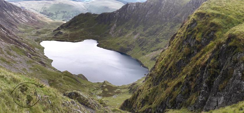 Cadair Idris - krzesło olbrzyma w przepięknej walijskiej scenerii