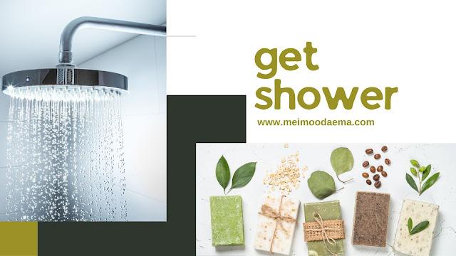 kesehatan kulit get shower