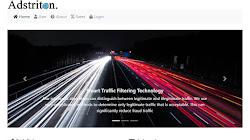 Adstriton.com là một cách kiếm tiền trên blogspot thay thế cho Adsense