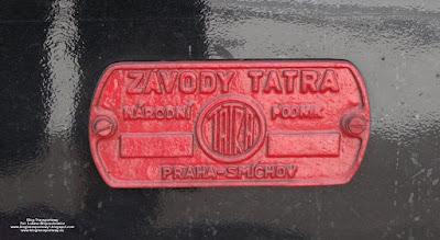 Wagon Ce nr 3-3397, tabliczka znamionowa, Czech Raildays 2018