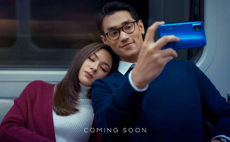 Teaser Video Vivo V19 Perfect You dengan Kamera Selfie Malam Hari (twitter.com)