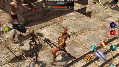 game Titan Quest android