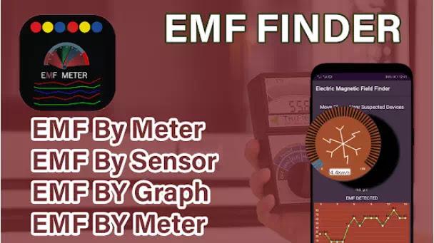 Aplikasi Pendeteksi Radiasi EMF Gratis Terbaik-9