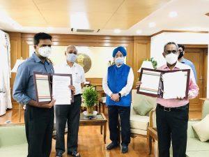 MoHUA signs MoU with SIDBI—PM SAVNidhi Scheme
