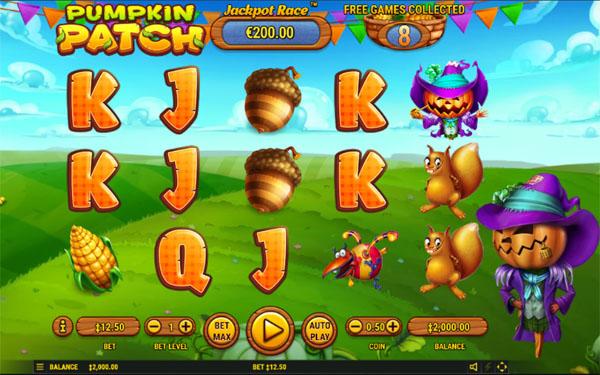 Main Gratis Slot Indonesia - Pumpkin Patch Habanero