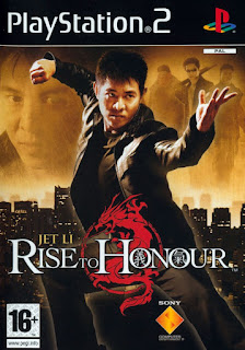 Download Jet Li: Rise to Honor PS2 ISO