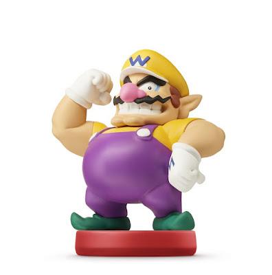 TOYS : JUGUETES - NINTENDO Amiibo  Figura Wario : Super Mario Collection  Octubre 2016 | Videojuegos  Comprar en Amazon España & buy Amazon USA