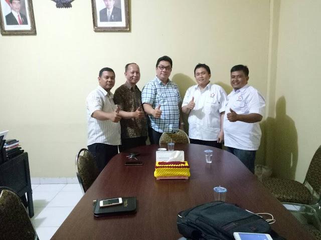 APKLI Sumsel Jalin Komunikasi dengan Lembaga Pemberdayaan