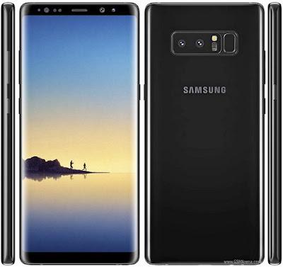 Samsung Galaxy Note 8 Terbaru