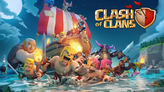 clash of clans game populer di dunia