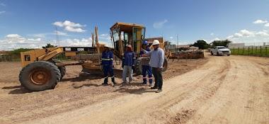 *Concessionária inicia montagem do canteiro de obras da ponte Barra a Xique-Xique*