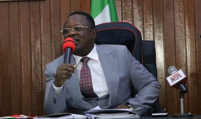 Umahi bids farewell to his assistant after fleeing to China
