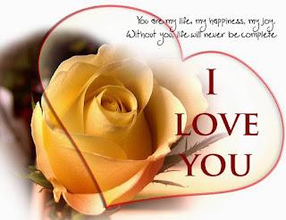 Kata Ungkapan Rasa Cinta Kepada Seseorang