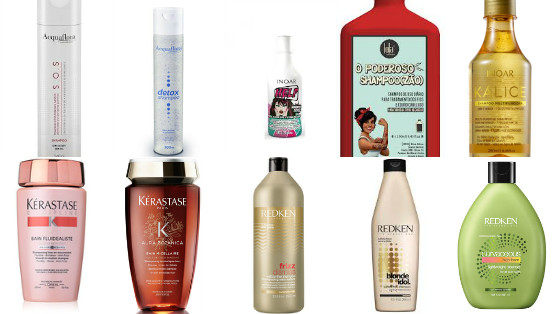 shampoos liberados low poo