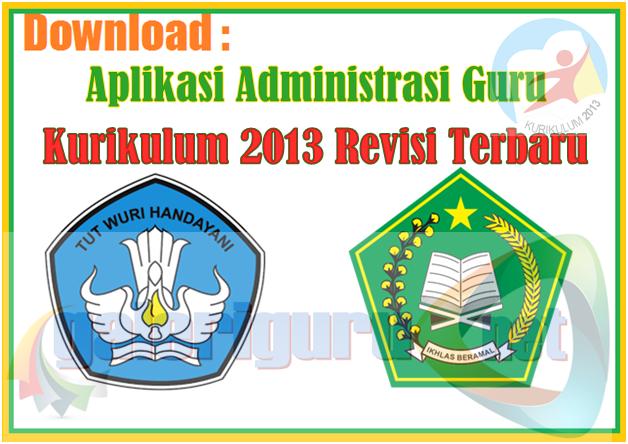Aplikasi Administrasi Guru Kurikulum 2013 (K13) Format Excel.Xlsx - Galeri Guru