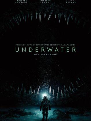 Underwater - Ameaça Profunda, filme de terror que será lançado em 2020