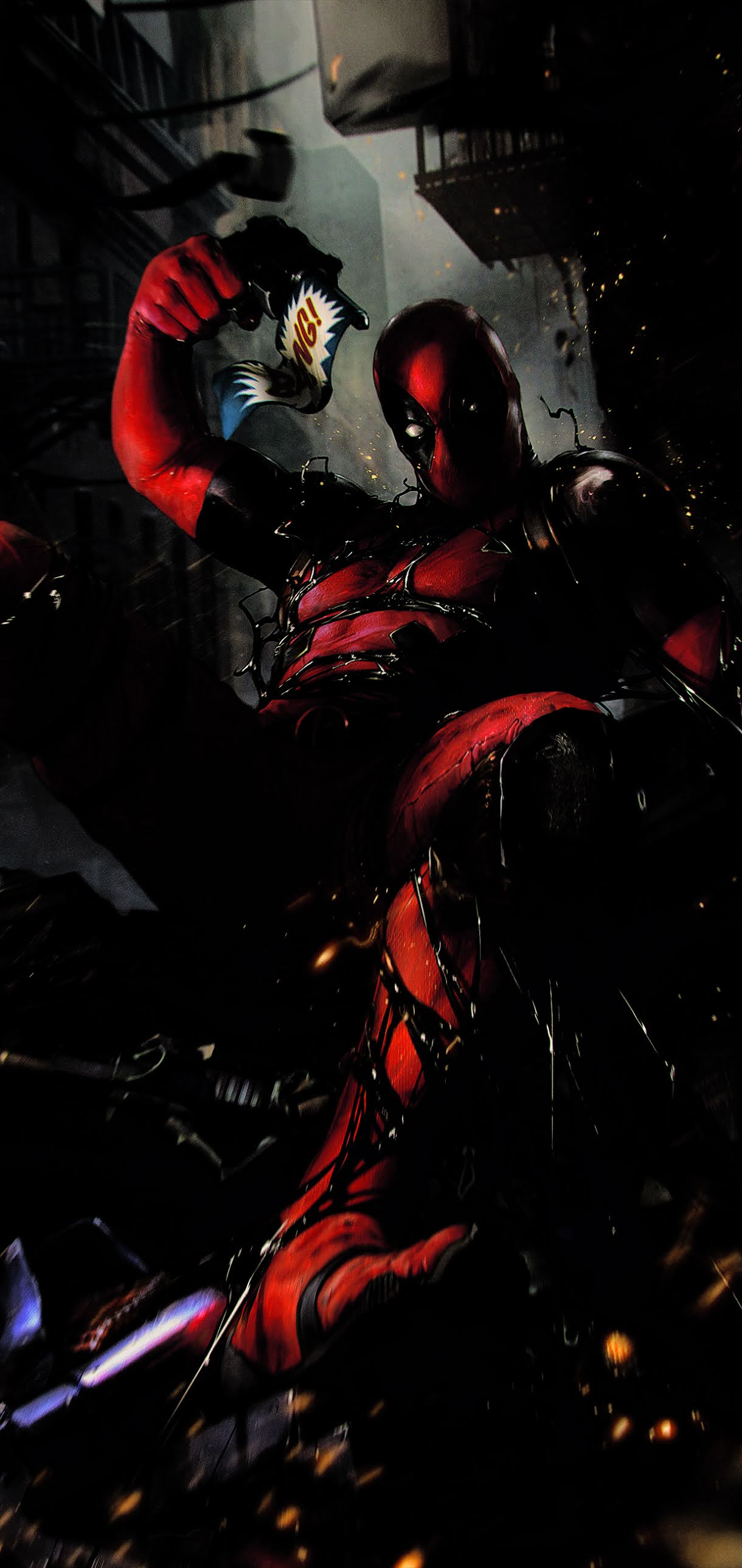 Deadpool wallpaper phone hd