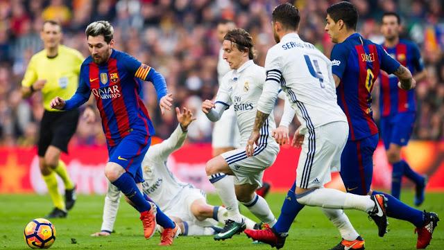 """تعرف على موعد """"كلاسيكو الأرض"""" بين برشلونة وريال مدريد اليوم والتشكيل والقنوات الناقلة"""