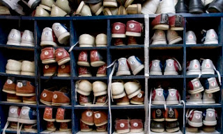 Photo - rental bowling shoes