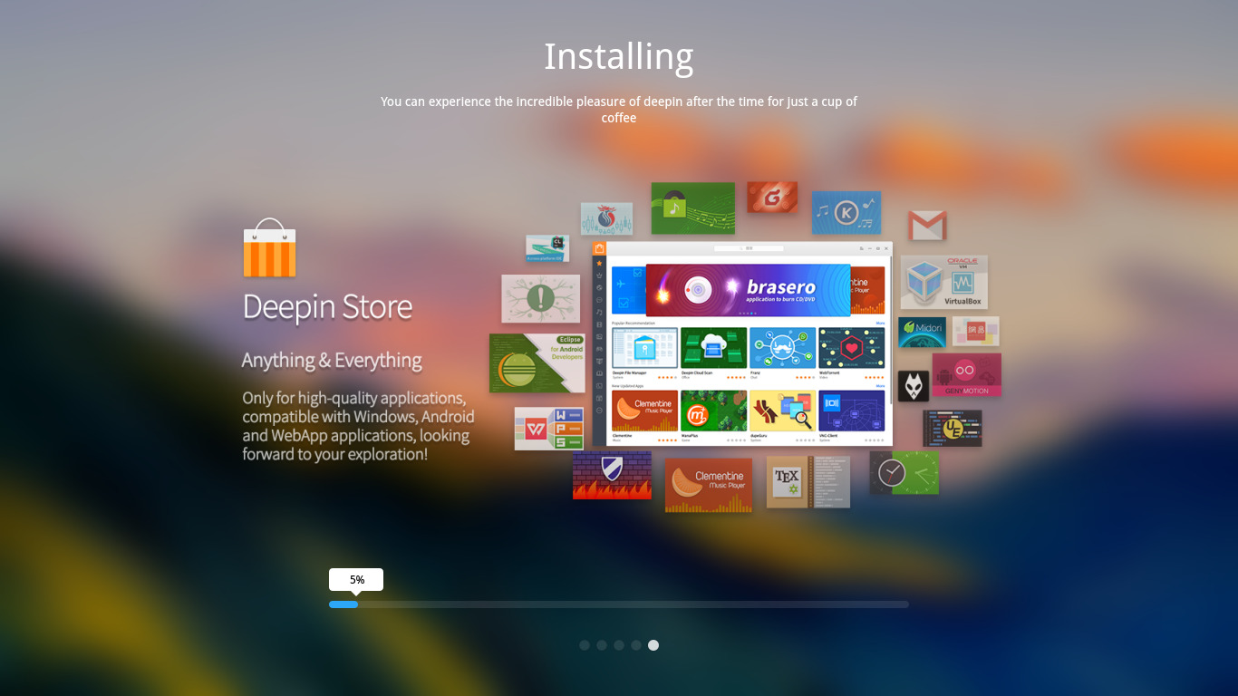 How To Install deepin 15 6 GNU/Linux