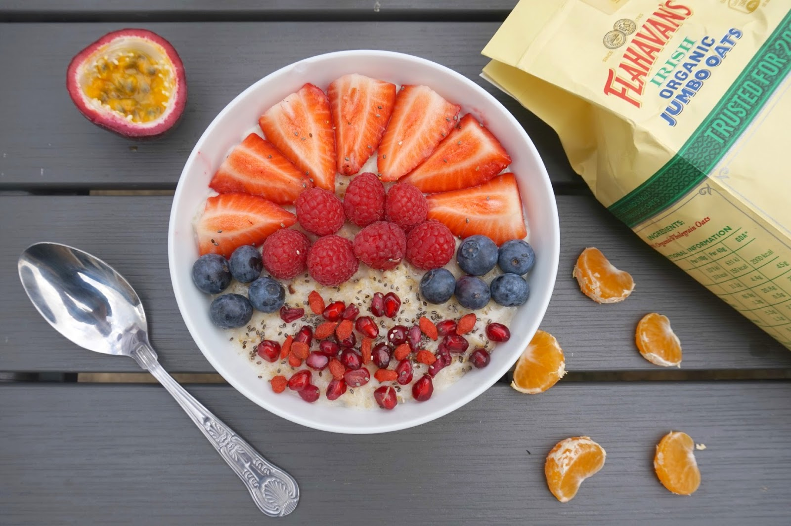 Flahavan's Fruit Porridge