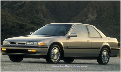 Honda Accord Legenda