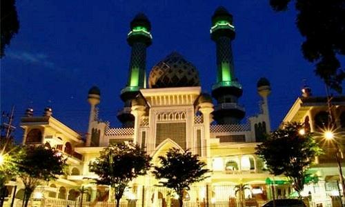 Masjid Raya Jami Malang
