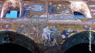 mosaico capela palatina criacao guia palermo portugues - Dez razões para ver e se apaixonar por Palermo