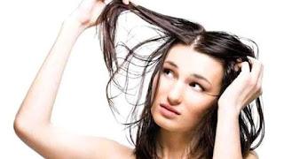 Cara Mengatasi Rambut Berminyak dan Kering Menggunakan Bahan Alami